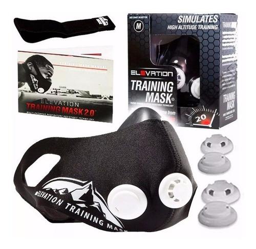 training mask 2.0 elevation mascara entrenamiento