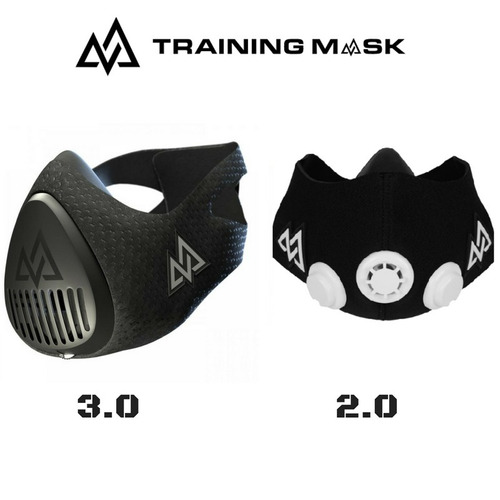 training mask  3.0 original y training mask 2.0 envío gratis
