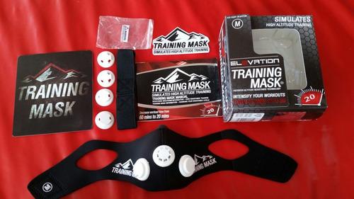 training mask higth altitud