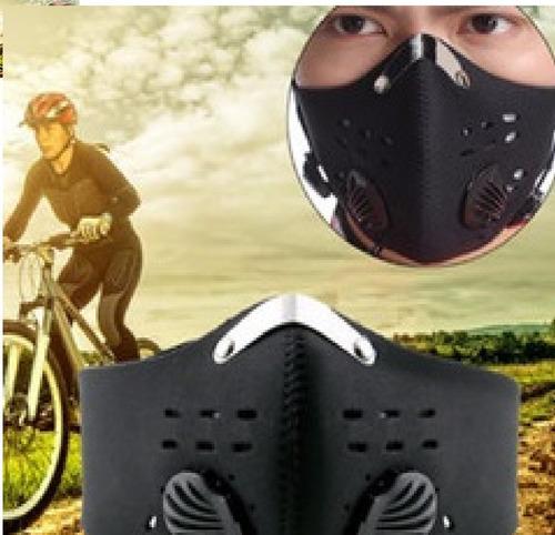 training mask - mascara de entrenamiento