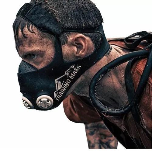 training mask máscara de entrenamiento new 2.0 negro