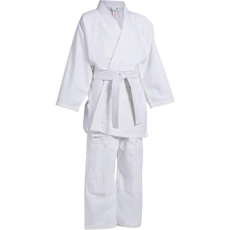 Traje Aikido Judo Judogi Tramado Reforzado Kimono Loska 00-1 - $ 799 ...