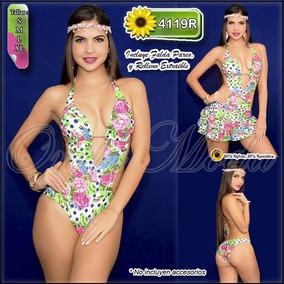 ad632fc93 Traje De Baño De Moda - Trajes de Baño Mujer en Mercado Libre Venezuela