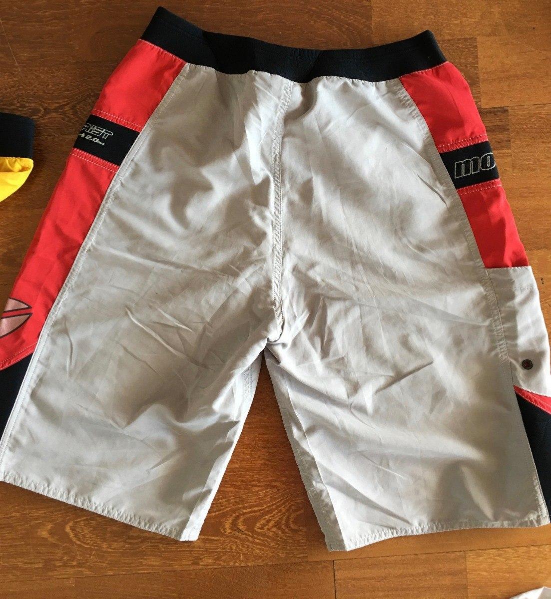Combo X 2 Traje Baño Hombre Talle L Surfer Mormaii Rip Curl -   850 ... 6961eb2671