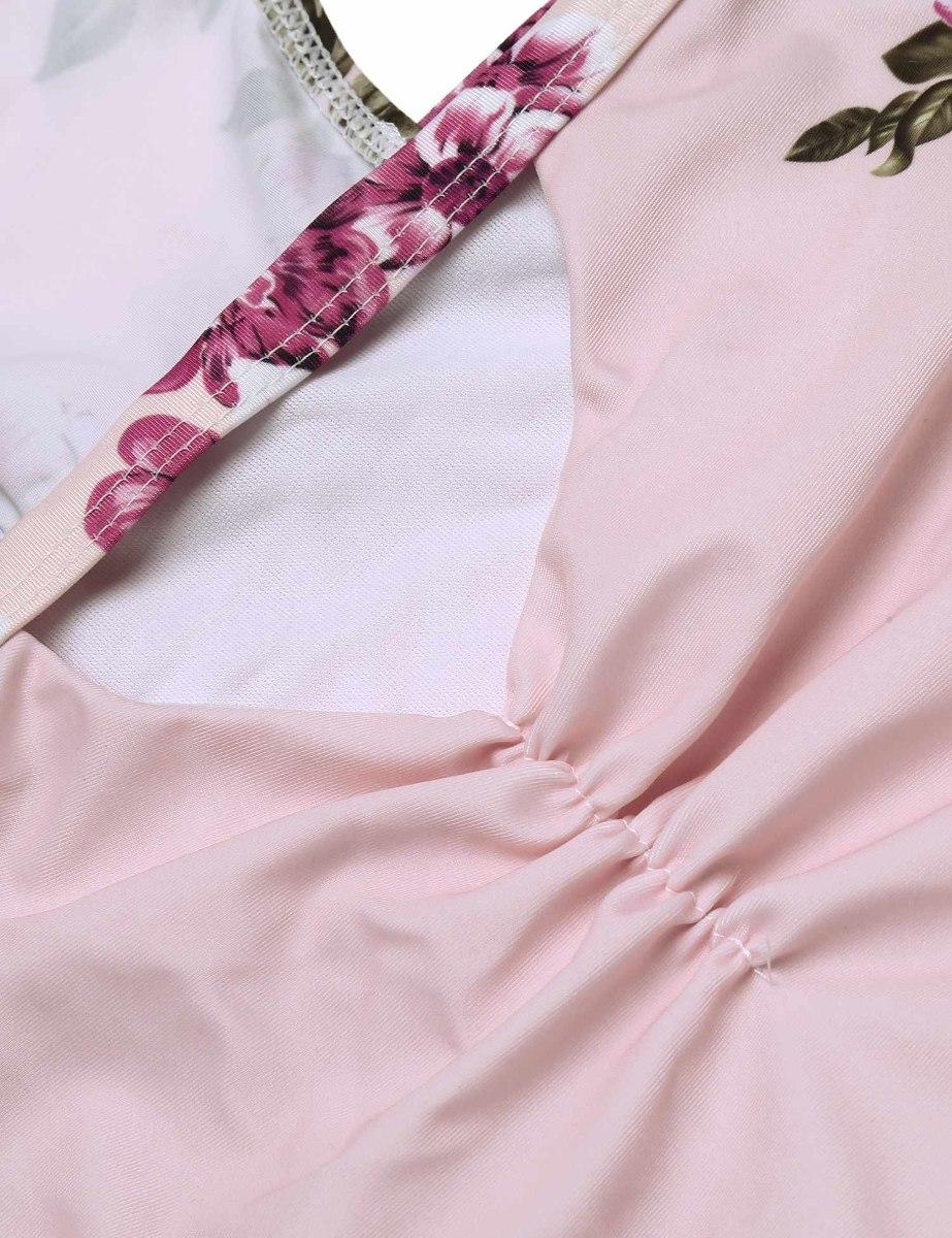 afb1eceda8a74 ... para mujer bikini dama con volantes florales. Cargando zoom... traje  baño mujer bikini. Cargando zoom.