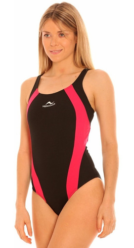traje baño natacion resist cloro heracles classic silhouette