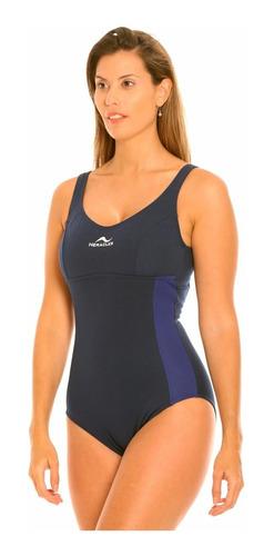 traje baño recorte señora natacion resistente cloro heracles