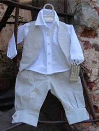 traje bebe nene bautismo casamiento fiesta con o sin camisa