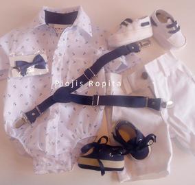 1dac429e0 Camisa Body Bebe Para Bautismo Gabardina - Ropa y Accesorios en ...