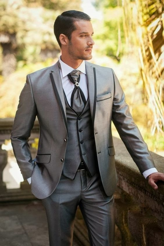 traje boda novio vestido slim fit matrimonio linea europa. Cargando zoom. 724e1c866a2