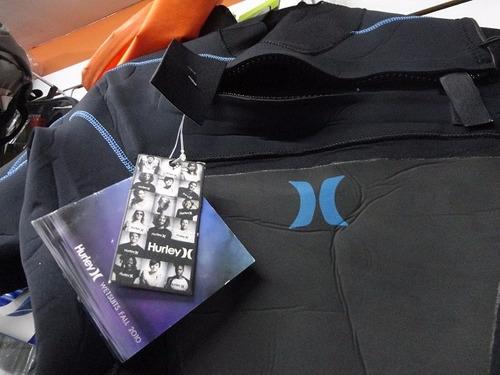 traje buceo manga corta marca hurley nuevo cod6087 asch
