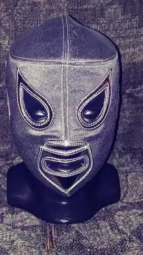 traje capa mascara mallas luchador santo profesional adulto