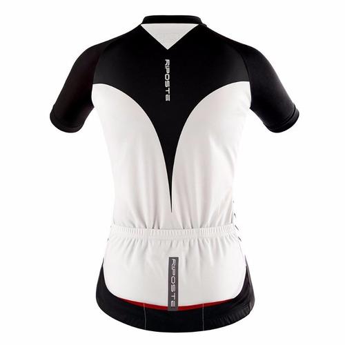 traje ciclista riposte race queen women's cycling shirts