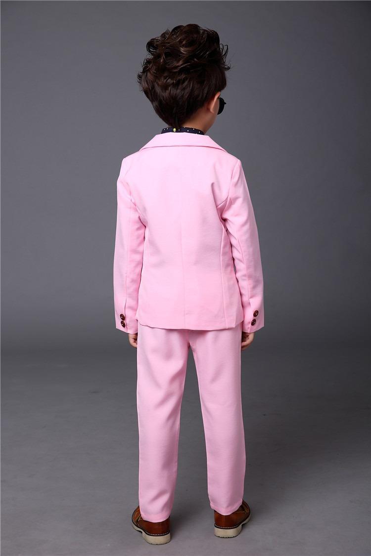 Excelente Traje De Niño Para La Boda Modelo - Colección de Vestidos ...