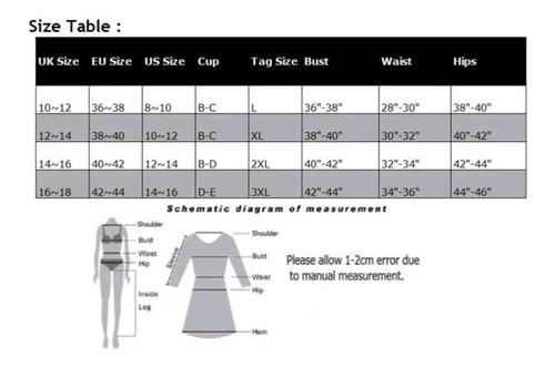traje de baño 2 partes mujere talla grande xxl gorditas 2xl
