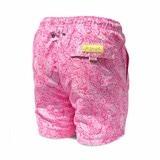 traje de baño 98 coast av pink flower amiba