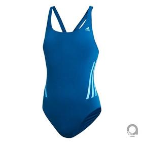 83dda87f90b9 Traje De Baño adidas Pro V 3 Franjas- Azul - Banador - Dq328