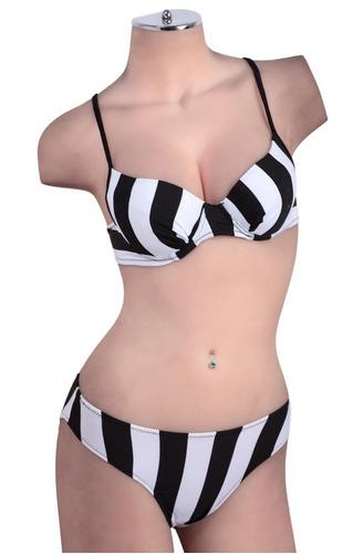 traje de baño - bikini - talla m - l