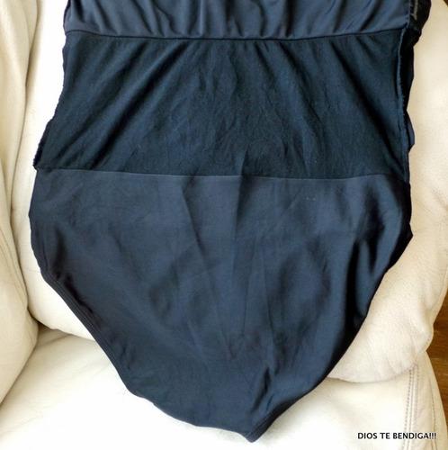 traje de baño con falda embarazada talla s motherhood