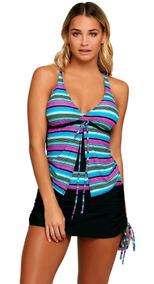 6e6446444d00 Falda Lavoro Mujer Trajes Bano Bikinis - Trajes de Baño en Mercado ...