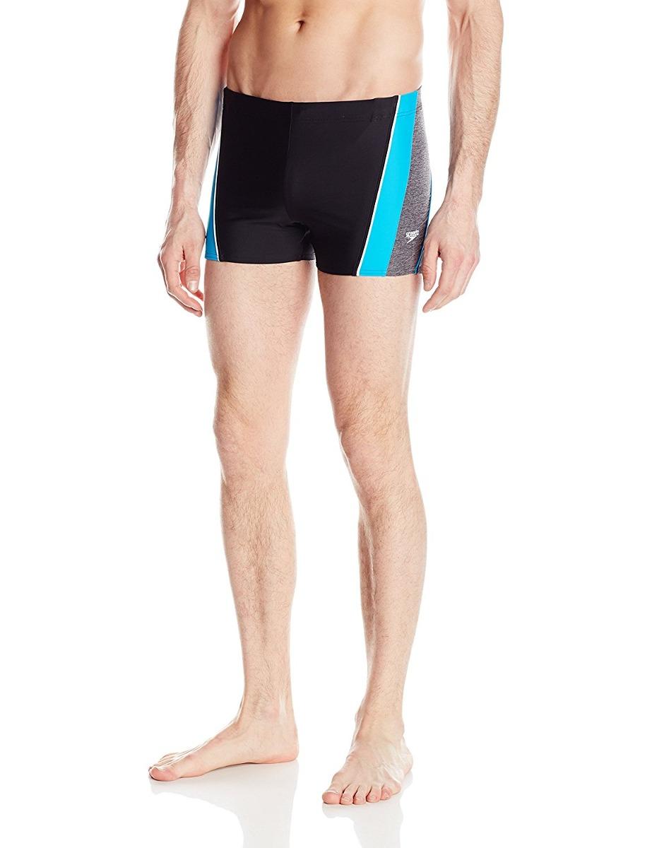 c063290bb traje de baño cuadrado speedo ignite splice square leg po... Cargando zoom.