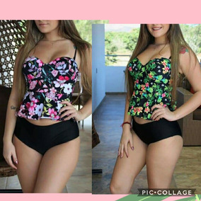 e78829737bd4 Traje De Baño Vintage Bikinis Distrito Federal Xochimilco - Trajes ...