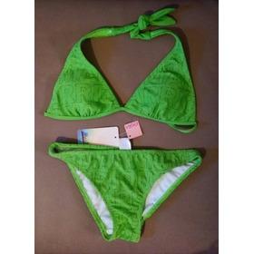 Traje De Baño De Dos Piezas Para Dama Tipo Bikini C/relleno