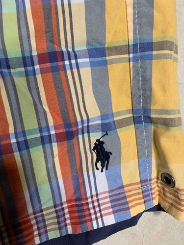 traje de baño de la marca ralph laurent doble vista