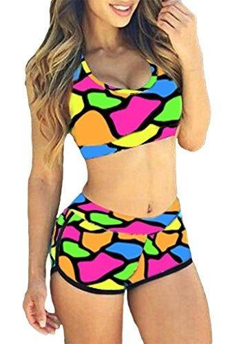 Deportivo Baño 40 De Traje Mujer 1 Sailed 199 Happy En Bikini qFwEf