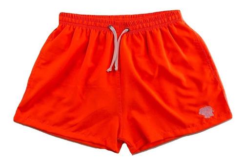 traje de baño hombre naranja amsterdam pecora argentina
