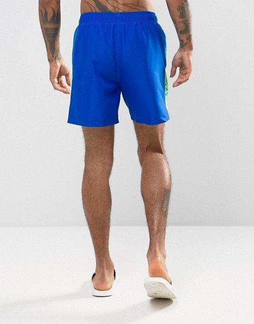 32e1567c9977 Traje De Baño Hombre Nike Azul- Verde 721989 Original!