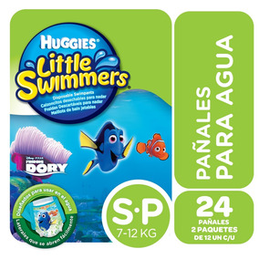 0fb55ab10 Huggies Little Swimmers M - Pañales en Mercado Libre Argentina