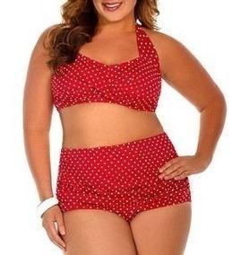 b5fc47993bf Traje De Baño Importado Bikini Control Abdomen Reductor Xg