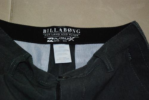 traje de baño importado billabong platinum