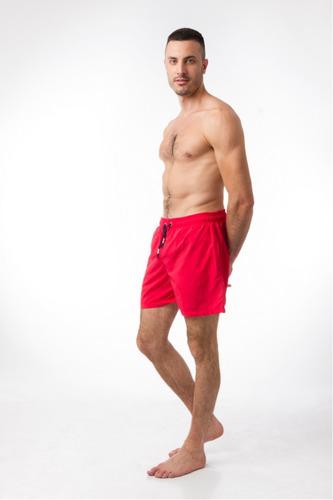 traje de baño malla short de hombre corto olan