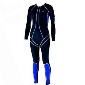 traje de baño natacion completo para dama  yingfa, eex