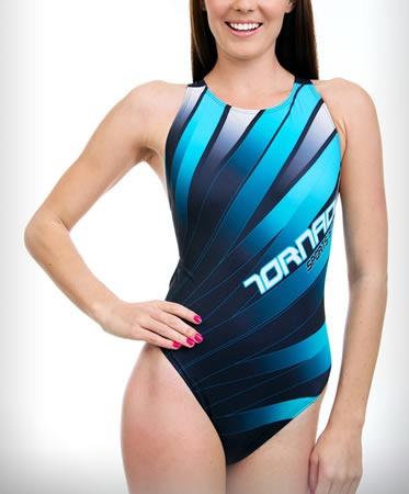 Traje de ba o natacion marca tornado para dama idd - Trajes de bano natacion ...
