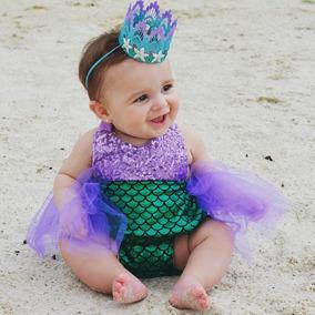 8ce2a166a Traje De Baño Niña Sirenita Y Mimi Disfraz Para Bebé