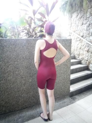traje de baño olimpico completo