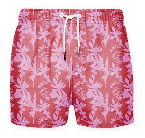 traje de baño original jungla rosa crouch