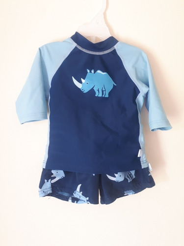 traje de baño para bebé 6-12 meses