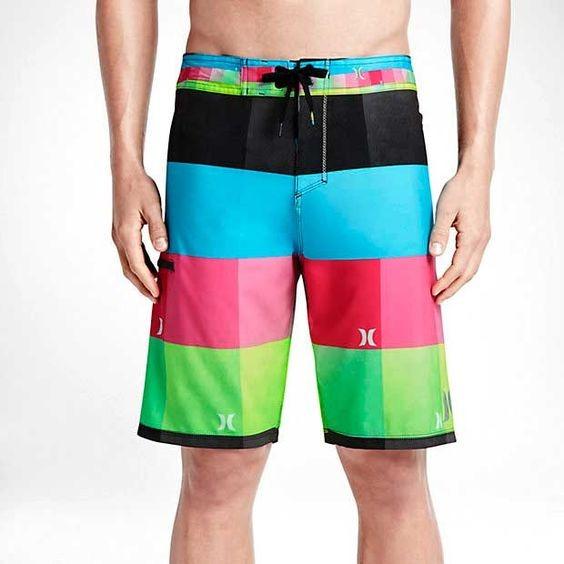 Origina Shorts De Hombre Surf Para Phantom Traje Hurley Bano PTkXZOui