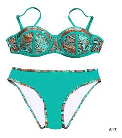 86d64d92a2f7 Traje De Baño Para Mujer De Moda Bikini 512