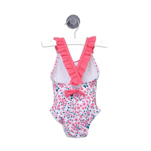 traje de baño playa frutilla uv girl colloky
