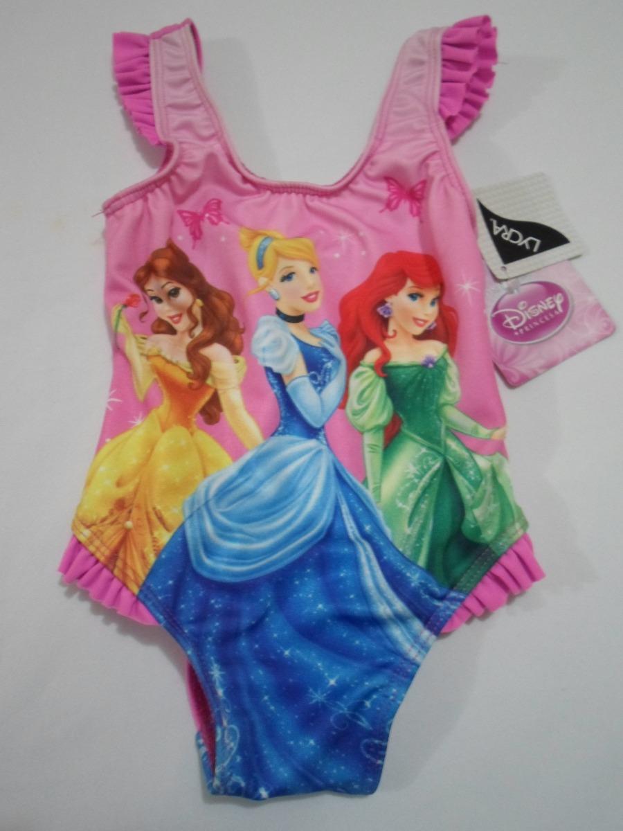 Traje de ba o princesas para ni a bebe 2 a os - Ropa de bano bebe ...