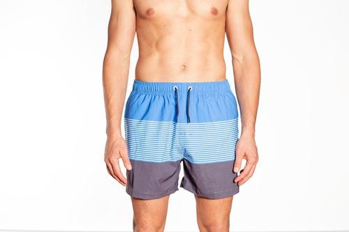 traje de baño regular horizontales crouch