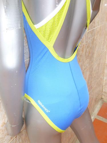traje de baño speedo velocity endura para dama. unico modelo