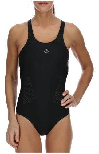 traje de bano swimsuit veda negro body & soul