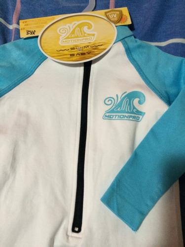 traje de baño talla3-4 años swim baby