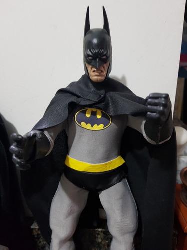 traje de batman para figura 1/6 tipo hot toys